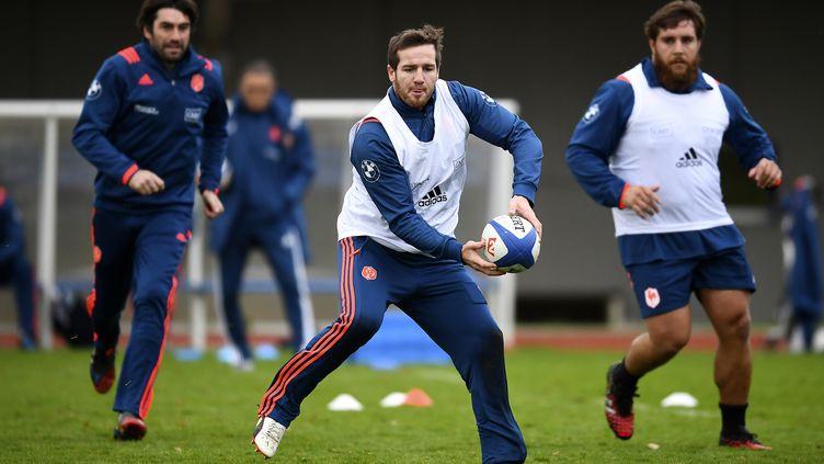 Camille Lopez devrait être titulaire face à la Nouvelle-Zélande (FRANCK FIFE / AFP)