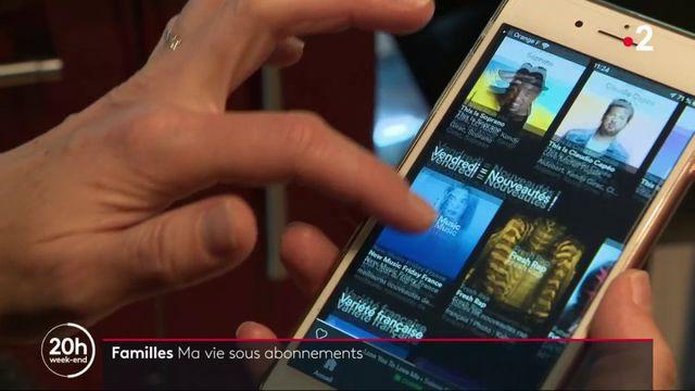 Société : des Français de plus en plus abonnés
