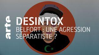 Non, il n'y a pas eu d'agression « séparatiste » à Belfort sur un jeune musulman fils de policier (ARTE/2P2L)