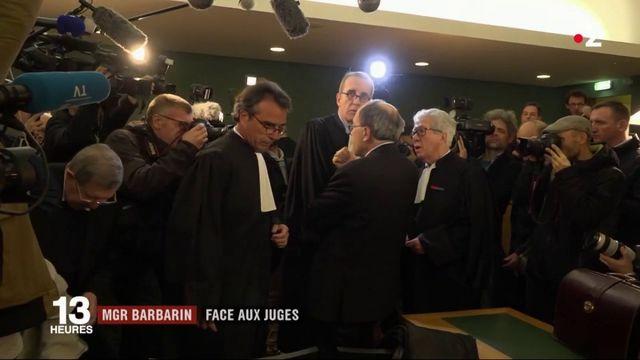 Début du procès Barbarin, soupçonné d'avoir couvert la pédophilie d'un prêtre