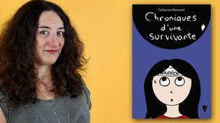"""Catherine Bertrand, """"Chroniques d'une survivante"""" (La Martinière)"""