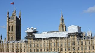 Le Parlement britannique, le 8 août 2016. (MAXPPP)