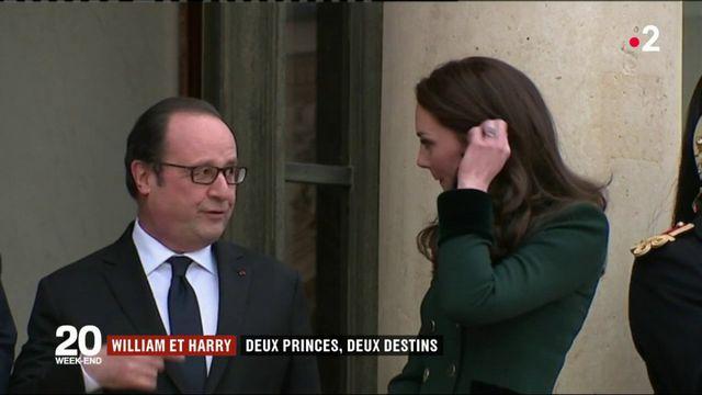 William et Harry : deux princes, deux destins