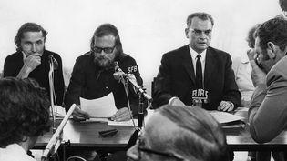 Alfred Bauer en 1970. (ULLSTEIN BILD / ULLSTEIN BILD)
