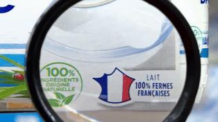 Etiquetage du lait (FRANCE 2)