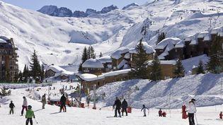 La station de ski de Morzine (Haute-Savoie). Photo d'illustration. (JACQUES PIERRE / HEMIS.FR / AFP)