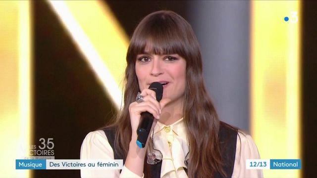 Musique : les femmes à l'honneur aux Victoires