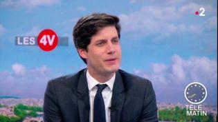 Julien Denormandie (France 2)