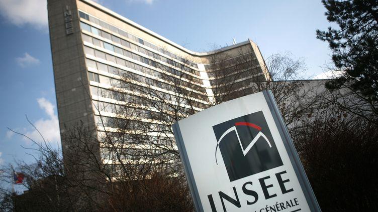 La croissance au premier trimestre 2012 a été nulle en France, selon l'Insee. (LOIC VENANCE / AFP)