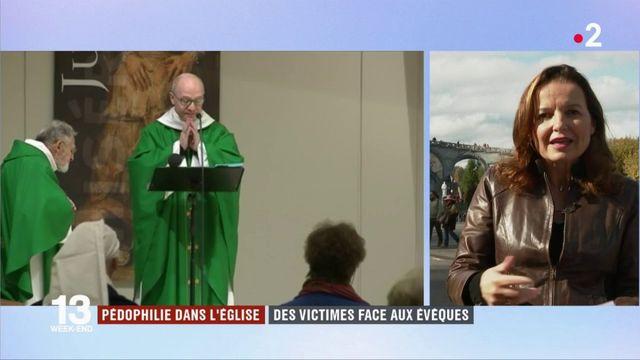 Église : des victimes de pédophilie rencontrent des évêques de France