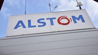 L'usine Alstom Aytré La Rochelle (Charente-Maritime), le 10 février 2020. (YVAN PLANTEY / FRANCE-BLEU LA ROCHELLE)
