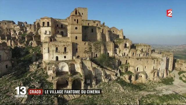 Feuilleton (2/4) : Craco, le village fantôme du cinéma