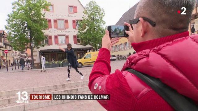Tourisme : les Chinois fans de Colmar