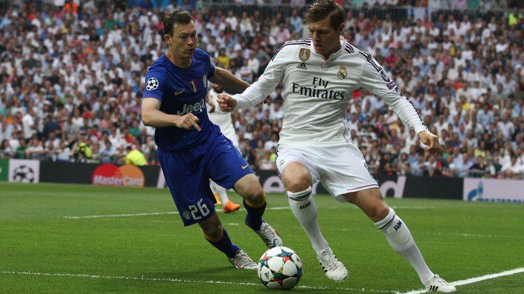 La Juventus retrouvera son bourreau madrilène en 1/4 de finale de Ligue des champions. (MATTEO BOTTANELLI / NURPHOTO)