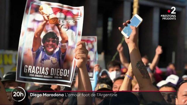 Mort de Maradona : l'Argentine et Naples pleurent leur idole