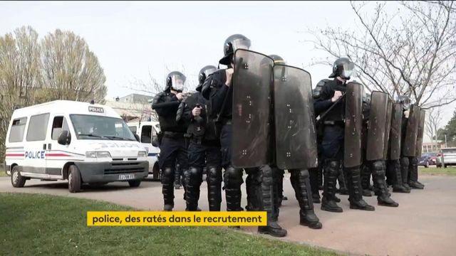 Police : la formation des gardiens de la paix rallongée