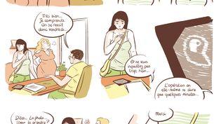 """""""Il fallait que je vous le dise"""", page 37 (Aude Mermilliod / Casterman)"""