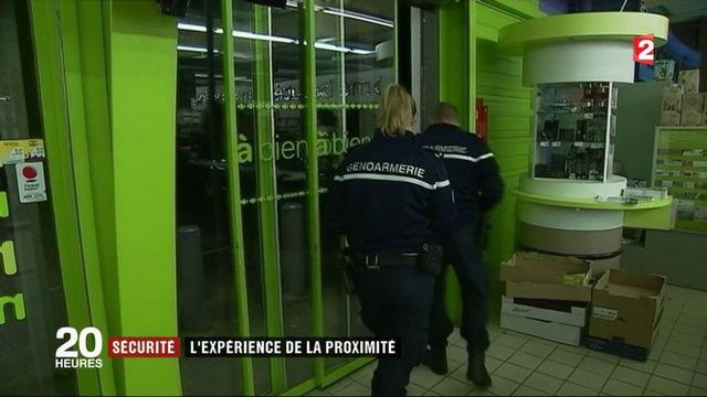 Sécurité : les gendarmes et l'expérience de la proximité