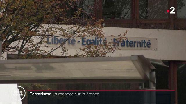 Terrorisme : la France particulièrement ciblée