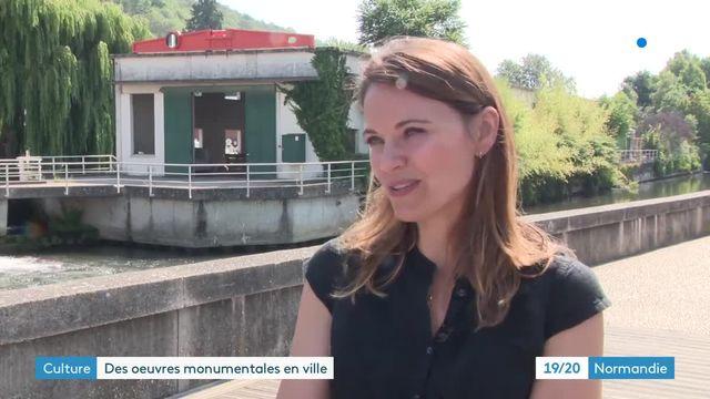 Art contemporain Pont-Audemer