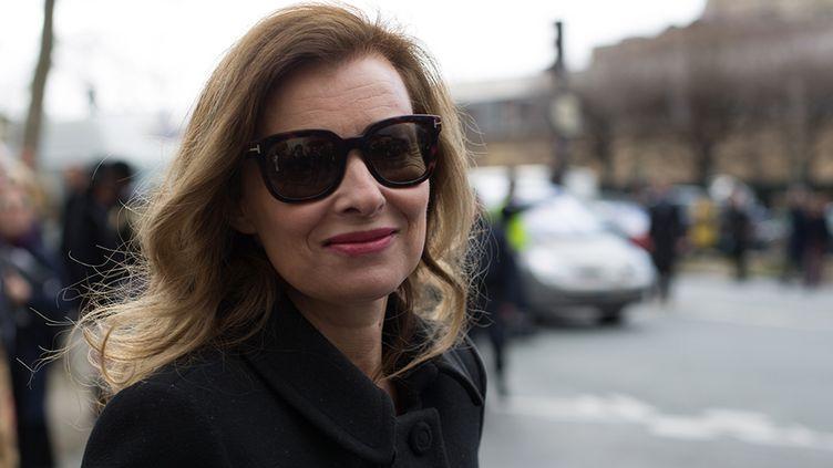 Valérie Trierweiler serait très convoitée par les maisons d'édition  (CITIZENSIDE/VINCENT EMERY / AFP)