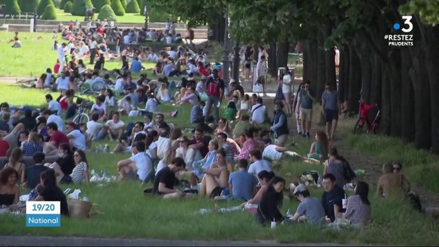 Paris : le gouvernement s'oppose toujours à la réouverture des parcs et jardins