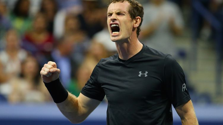 Andy Murray (MIKE STOBE / GETTY IMAGES NORTH AMERICA)