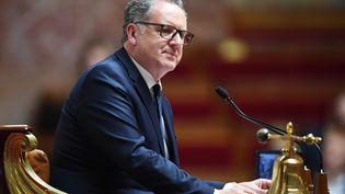 Richard Ferrand, le 10 septembre 2019 à l'Assemblée nationale. (ERIC FEFERBERG / AFP)