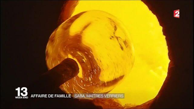 Une affaire de famille : souffleurs de verre