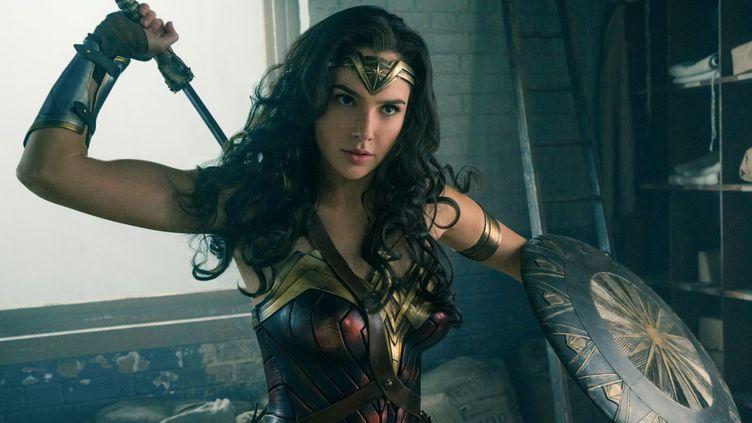 "Gal Gadot dans ""Wonder Woman"" de Patty Jenkins  (Warner Bros. Entertainment Inc. and Ratpac-Dune Entertainment LLC / Clay Enos/ TM & (c) DC Comics)"