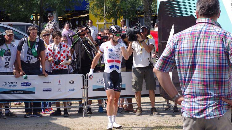 Mark Cavendish (Omega-Pharma-Quick Step)
