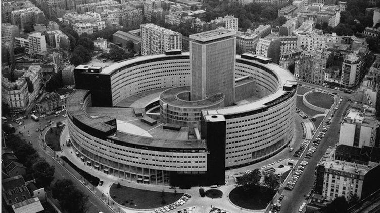 (Fin des travaux de la Maison de la Radio dans le XVIe arrondissement à Paris ©  Sipa Press)