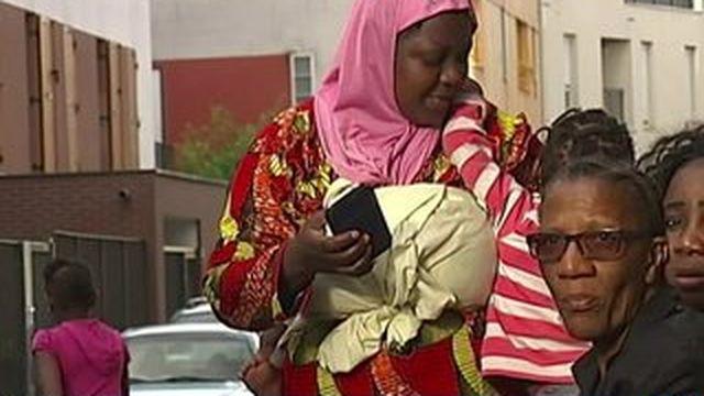 Précarité : une famille à la rue avant de bénéficier de la loi DALO