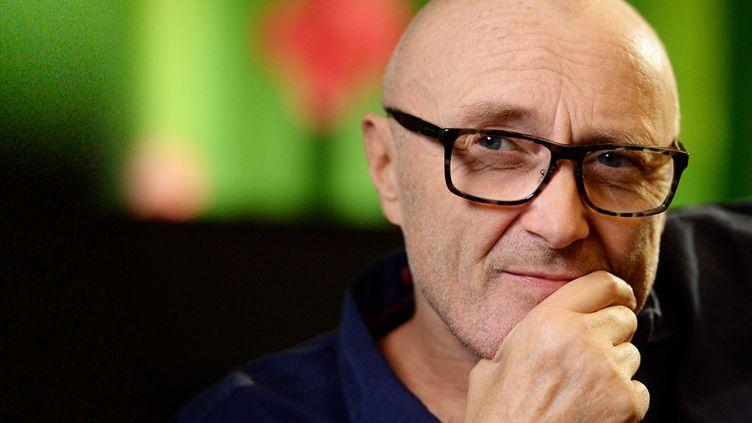 Phil Collins en 2013  (BERND WEISSBROD / DPA / dpa Picture-Alliance / AFP)