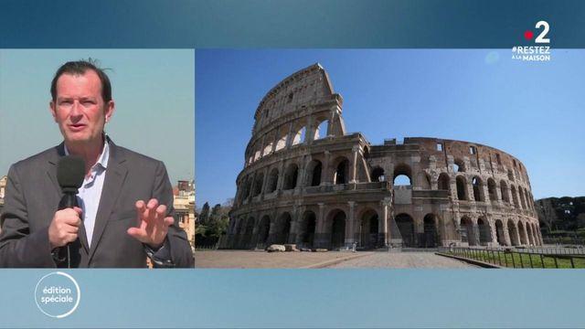 Coronavirus : vers un confinement rallongé en Italie ?