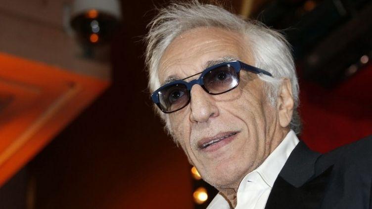 Le comédien Gérard Darmon  (VALERY HACHE / AFP)