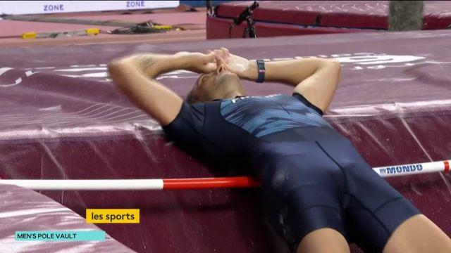 Athlétisme : Coleman roi du 100 m, un Lavillenie sur deux en finale...