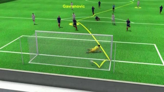 France-Suisse : Mario Gavranovic envoie le match en prolongations (3-3)