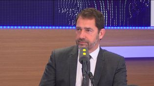 Christophe Castanner, porte-parole d'Emmanuel Macron. (FRANCEINFO)