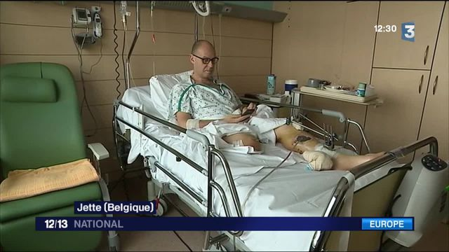 Attentats de Bruxelles : le témoignage d'un rescapé
