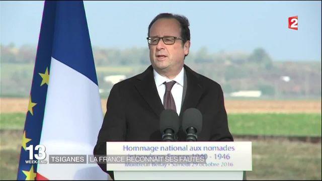 Internement des Tsiganes par Vichy : la France reconnaît sa responsabilité