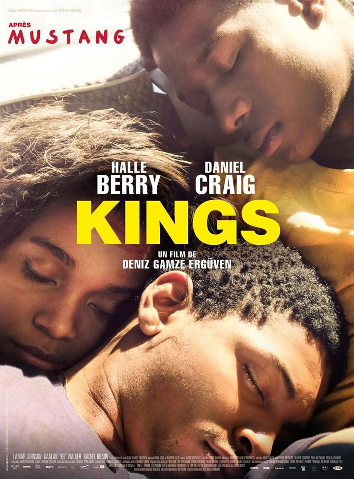 """Kings"" : l'affiche  (Ad Vitam)"