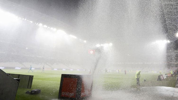 La rencontre Nice-Nantes comptant pour la 9e journée avait été interrompue en raison des fortes chutes de pluie