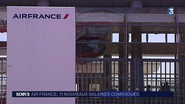Violences à Air France : 11 salariés convoqués devant la police