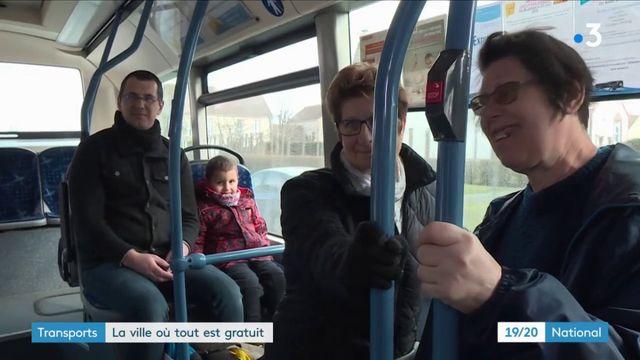 Transports : Compiègne, la ville où tout est gratuit