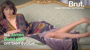VIDEO. Comment les James Bond girls ont évolué en 59 ans ? (BRUT)