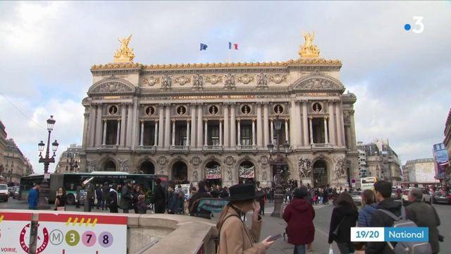 Grève : le coup d'éclat des danseurs de l'Opéra