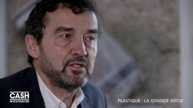 Cash investigation : Plastique, la grande intox - 2e extrait