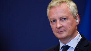Bruno Le Maire, le 4 juin 2020. (ERIC PIERMONT / AFP)