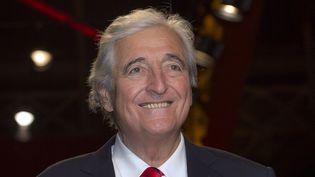 Jean-Loup Dabadie à la soirée d'ouverture du festival Lumière le 8 octobre 2016 à Lyon  (Jean-François Lixon)